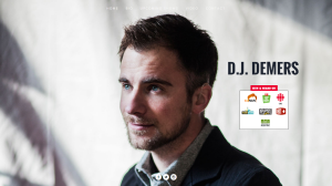 D.J. Demers website